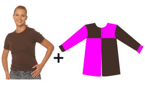 camis + bluson